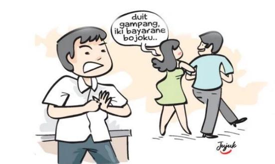 Ilustrator: Jujuk Suwandono/Radar Surabaya.