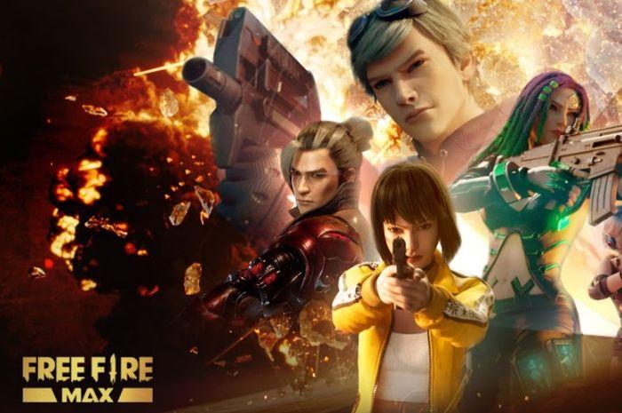 Free Fire Max. Sumber: Garena Indonesia