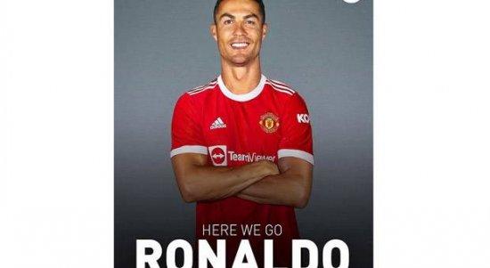Cristiano Ronaldo dalam beberapa jam ke depan akan menjalani tes medis setelah menyatakan sepakat untuk kembali ke Manchester United pada bursa transfer musim panas ini / Foto: Instagram Fabrizio Romano