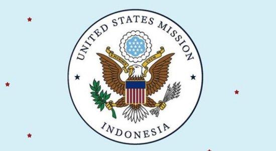 Kedutaan Besar Amerika Serikat di Indonesia. Foto/Instagram/usembassyjkt