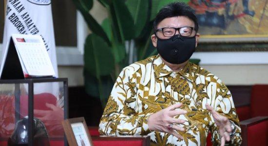 Menpan-RB Tjahjo Kumolo. Source: Menpan.go.id